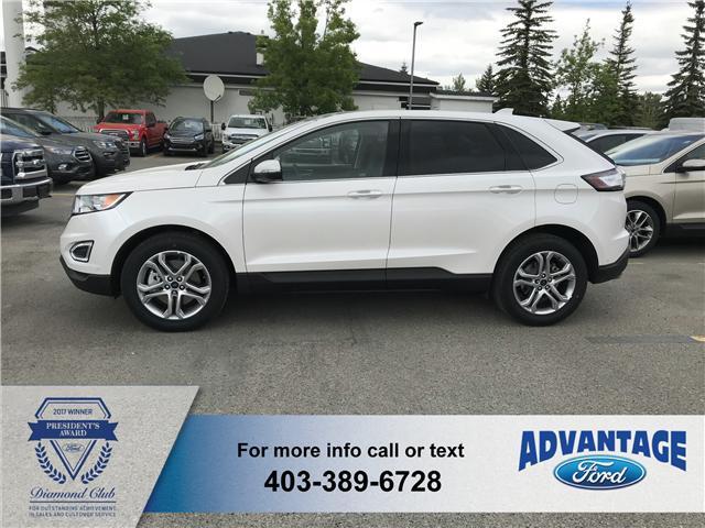 2018 Ford Edge Titanium (Stk: J-120) in Calgary - Image 2 of 6