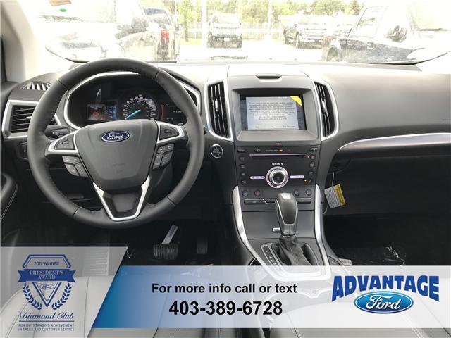 2018 Ford Edge Titanium (Stk: J-120) in Calgary - Image 4 of 6