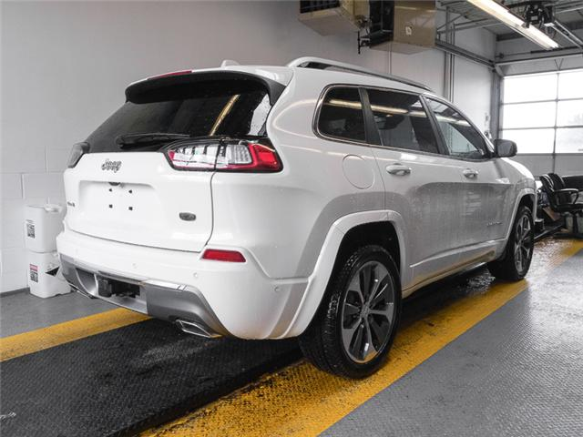 2019 Jeep Cherokee Overland (Stk: K235080) in Burnaby - Image 2 of 6