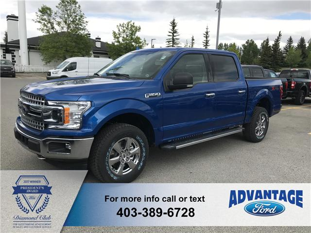 2018 Ford F-150 XLT (Stk: J-480) in Calgary - Image 1 of 5