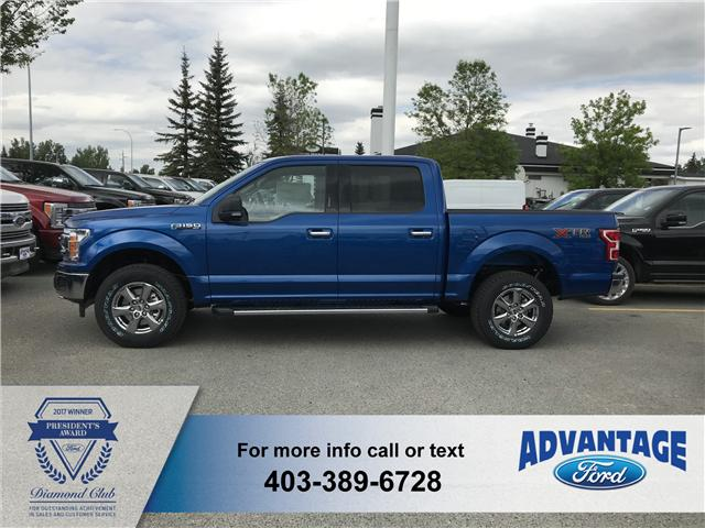 2018 Ford F-150 XLT (Stk: J-480) in Calgary - Image 2 of 5