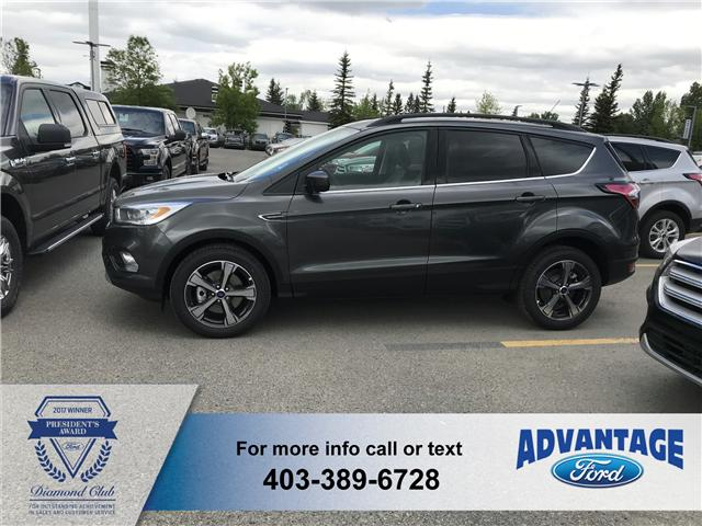 2018 Ford Escape SEL (Stk: J-831) in Calgary - Image 2 of 5