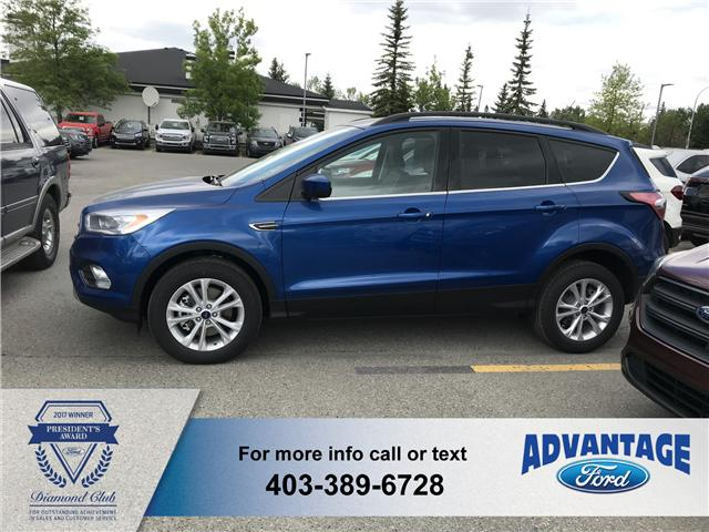 2018 Ford Escape SEL (Stk: J-971) in Calgary - Image 2 of 5
