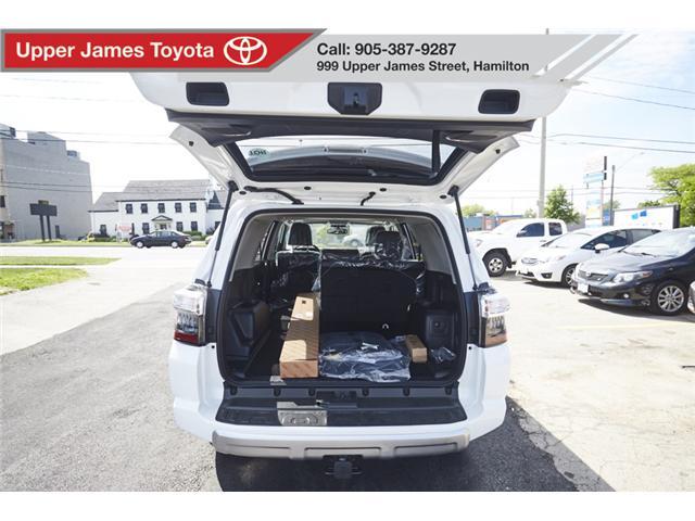 2018 Toyota 4Runner SR5 (Stk: 180197) in Hamilton - Image 7 of 21