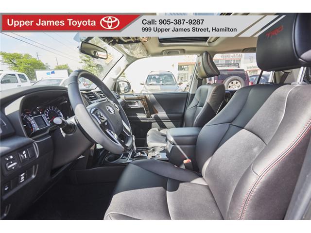 2018 Toyota 4Runner SR5 (Stk: 180197) in Hamilton - Image 8 of 21