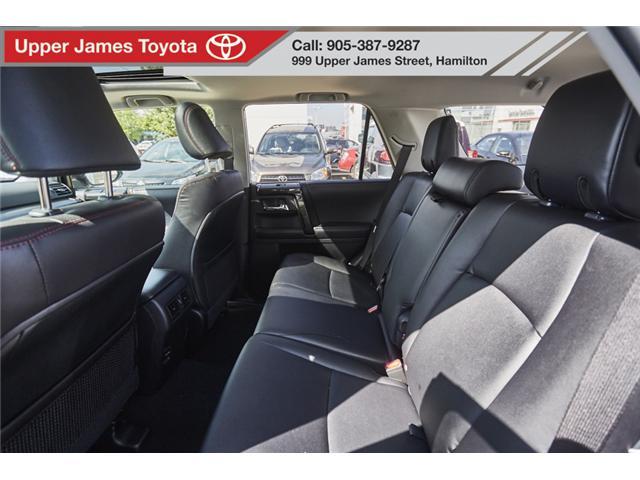 2018 Toyota 4Runner SR5 (Stk: 180197) in Hamilton - Image 9 of 21