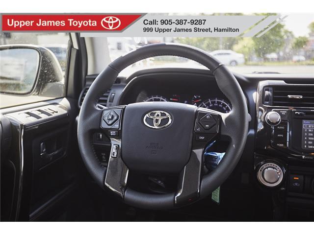 2018 Toyota 4Runner SR5 (Stk: 180197) in Hamilton - Image 12 of 21