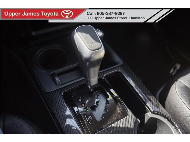 2018 Toyota 4Runner SR5 (Stk: 180197) in Hamilton - Image 16 of 21
