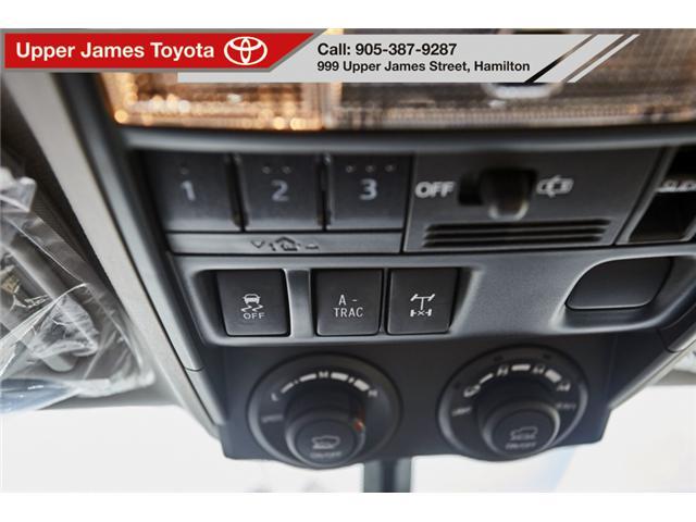 2018 Toyota 4Runner SR5 (Stk: 180197) in Hamilton - Image 19 of 21