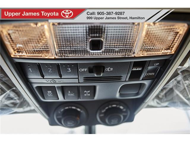 2018 Toyota 4Runner SR5 (Stk: 180197) in Hamilton - Image 20 of 21