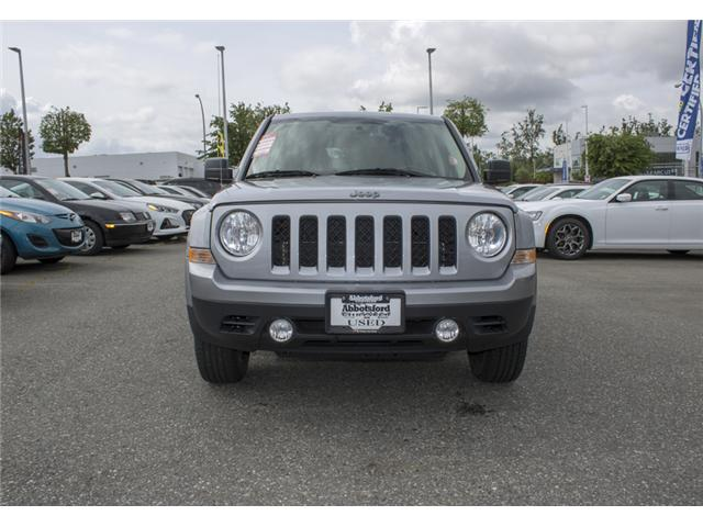 2016 Jeep Patriot Sport/North (Stk: J574983A) in Abbotsford - Image 2 of 24