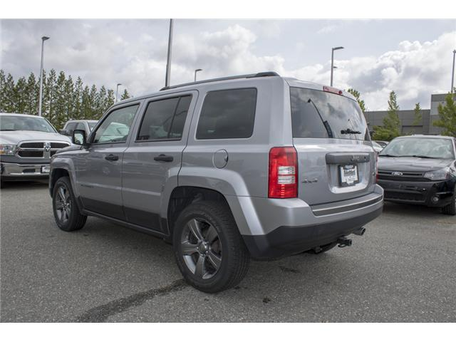 2016 Jeep Patriot Sport/North (Stk: J574983A) in Abbotsford - Image 5 of 24