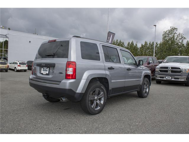 2016 Jeep Patriot Sport/North (Stk: J574983A) in Abbotsford - Image 7 of 24