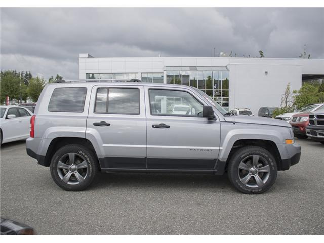 2016 Jeep Patriot Sport/North (Stk: J574983A) in Abbotsford - Image 8 of 24