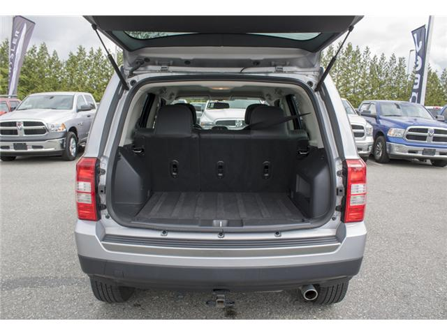 2016 Jeep Patriot Sport/North (Stk: J574983A) in Abbotsford - Image 10 of 24