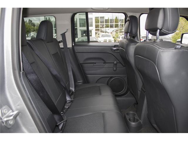 2016 Jeep Patriot Sport/North (Stk: J574983A) in Abbotsford - Image 15 of 24