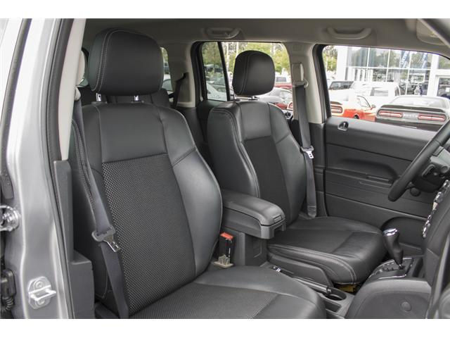 2016 Jeep Patriot Sport/North (Stk: J574983A) in Abbotsford - Image 16 of 24