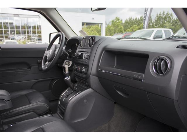 2016 Jeep Patriot Sport/North (Stk: J574983A) in Abbotsford - Image 19 of 24