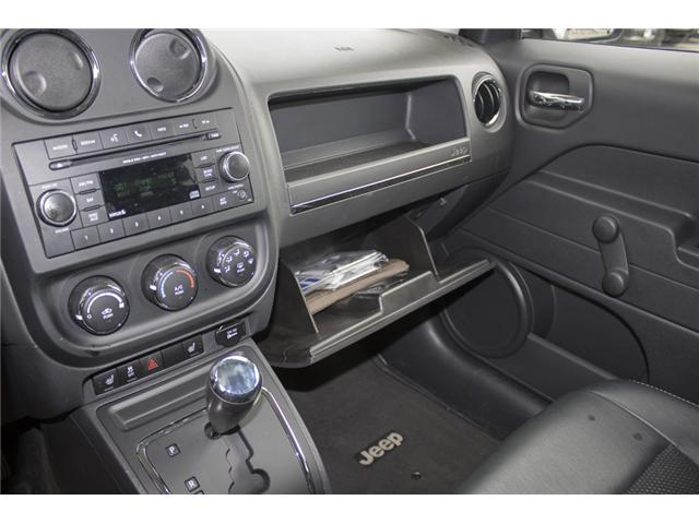 2016 Jeep Patriot Sport/North (Stk: J574983A) in Abbotsford - Image 20 of 24