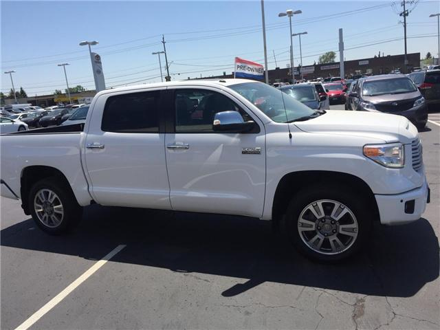 2017 Toyota Tundra  (Stk: 1807301) in Cambridge - Image 5 of 15