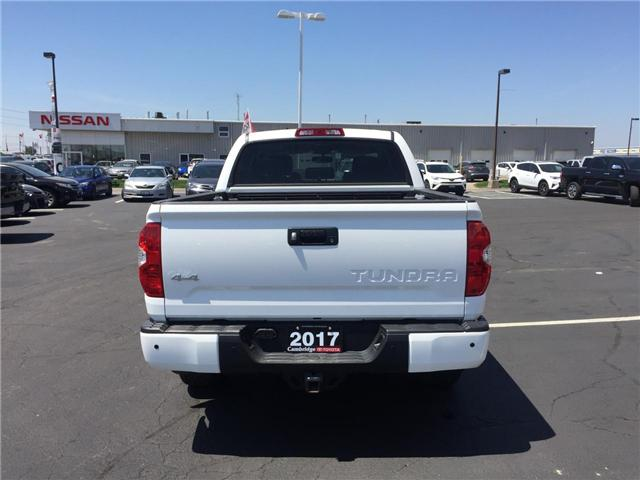 2017 Toyota Tundra  (Stk: 1807301) in Cambridge - Image 7 of 15