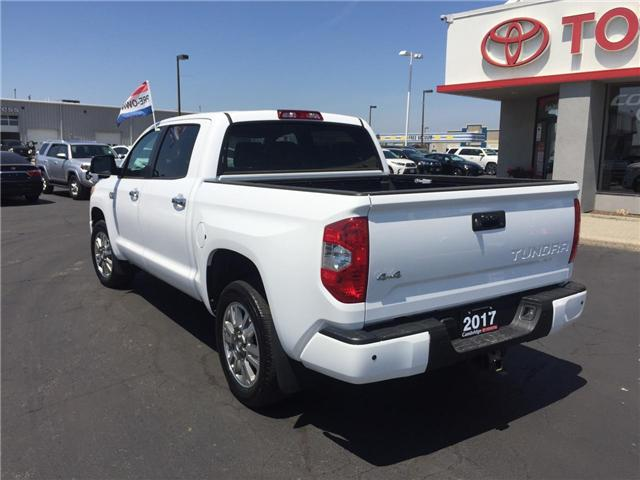 2017 Toyota Tundra  (Stk: 1807301) in Cambridge - Image 8 of 15