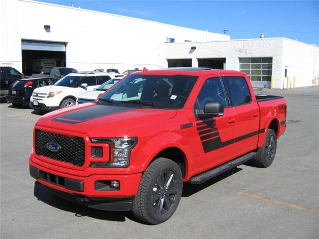 2018 Ford F-150 XLT (Stk: 18341) in Perth - Image 1 of 12