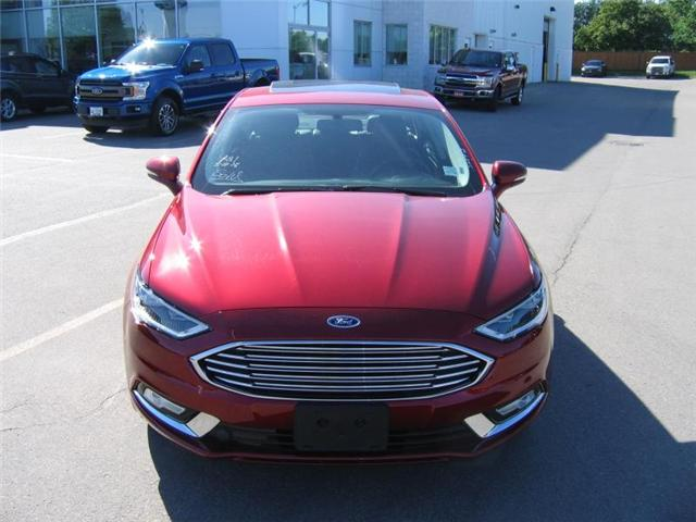 2017 Ford Fusion Titanium (Stk: A5951R) in Perth - Image 2 of 12