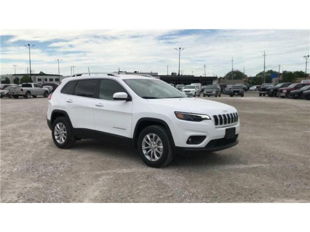 2019 Jeep Cherokee North (Stk: 1954) in Windsor - Image 2 of 11