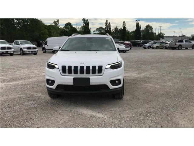 2019 Jeep Cherokee North (Stk: 1954) in Windsor - Image 3 of 11