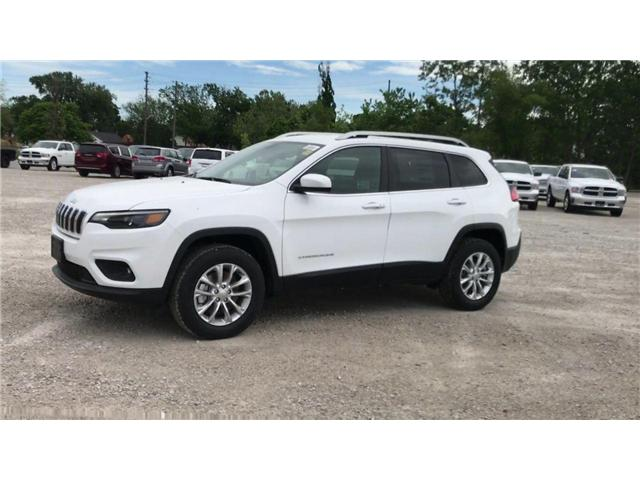 2019 Jeep Cherokee North (Stk: 1954) in Windsor - Image 4 of 11