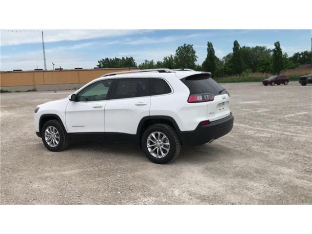 2019 Jeep Cherokee North (Stk: 1954) in Windsor - Image 6 of 11
