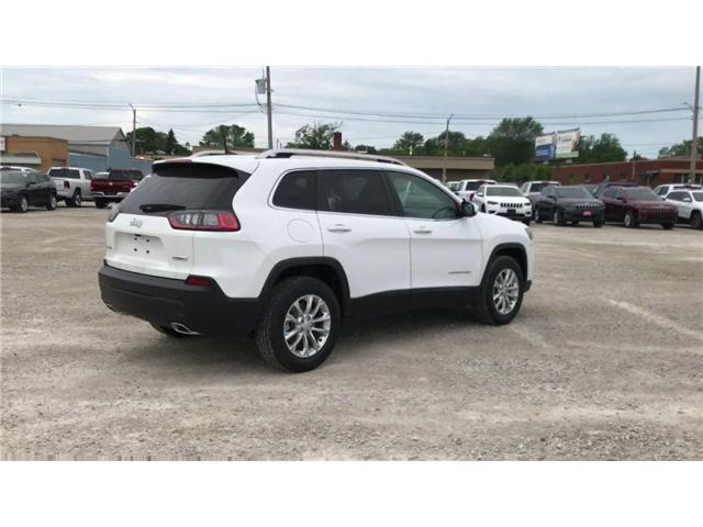 2019 Jeep Cherokee North (Stk: 1954) in Windsor - Image 8 of 11