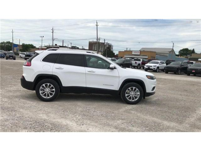 2019 Jeep Cherokee North (Stk: 1954) in Windsor - Image 9 of 11