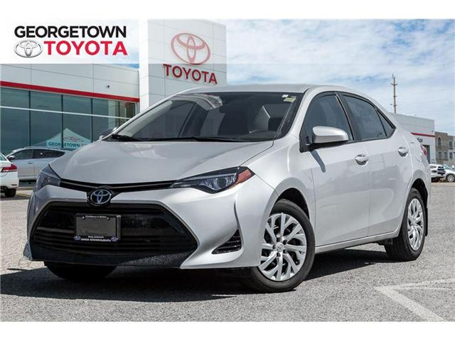 2017 Toyota Corolla LE (Stk: 17-13193GP) in Georgetown - Image 1 of 20