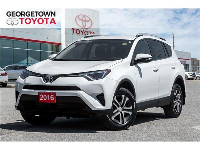 2016 Toyota RAV4 LE (Stk: 16-95288) in Georgetown - Image 1 of 20