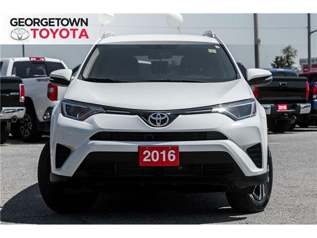 2016 Toyota RAV4 LE (Stk: 16-95288) in Georgetown - Image 2 of 20