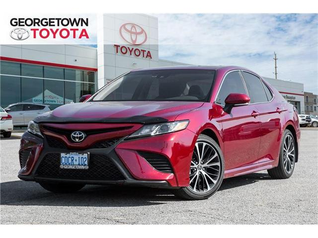 2018 Toyota Camry SE (Stk: 8CM057) in Georgetown - Image 1 of 20