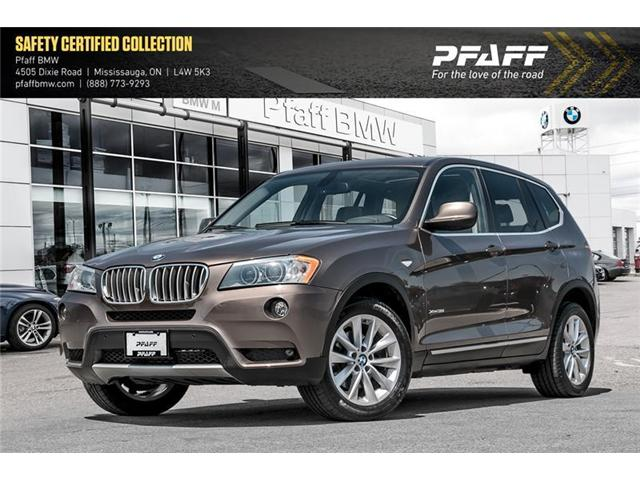 2012 BMW X3 xDrive35i (Stk: 20747A) in Mississauga - Image 1 of 19