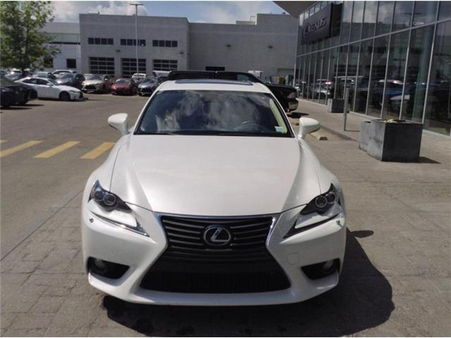 2014 Lexus IS 350 Base (Stk: 3805A) in Calgary - Image 2 of 17