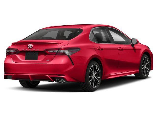 2018 Toyota Camry SE (Stk: 18432) in Brandon - Image 3 of 9