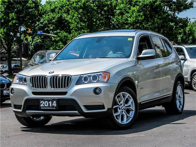 2014 BMW X3 xDrive28i (Stk: P8310) in Thornhill - Image 1 of 27