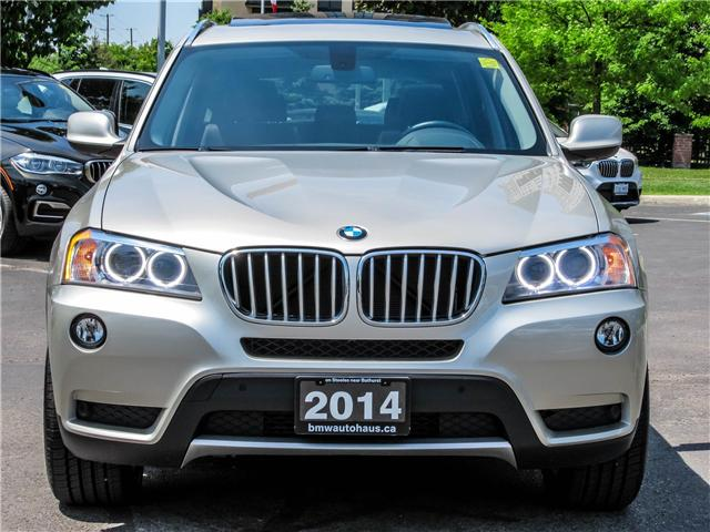 2014 BMW X3 xDrive28i (Stk: P8310) in Thornhill - Image 2 of 27
