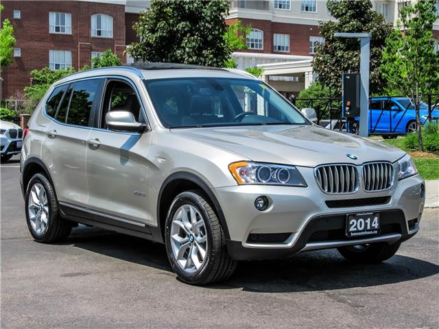 2014 BMW X3 xDrive28i (Stk: P8310) in Thornhill - Image 3 of 27