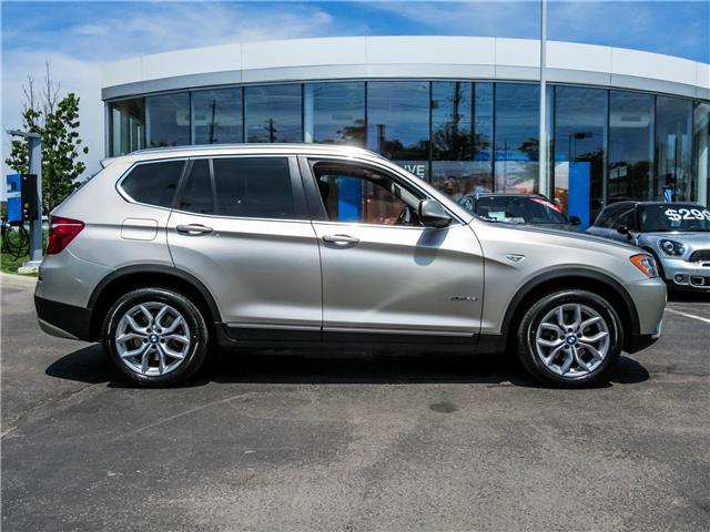 2014 BMW X3 xDrive28i (Stk: P8310) in Thornhill - Image 4 of 27
