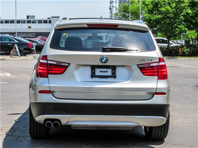 2014 BMW X3 xDrive28i (Stk: P8310) in Thornhill - Image 6 of 27