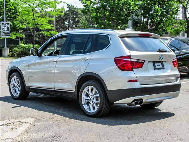 2014 BMW X3 xDrive28i (Stk: P8310) in Thornhill - Image 7 of 27