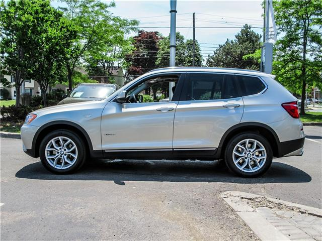 2014 BMW X3 xDrive28i (Stk: P8310) in Thornhill - Image 8 of 27