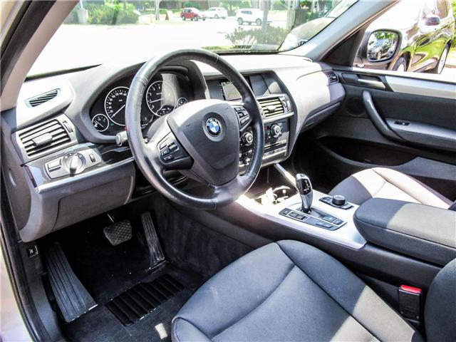 2014 BMW X3 xDrive28i (Stk: P8310) in Thornhill - Image 10 of 27