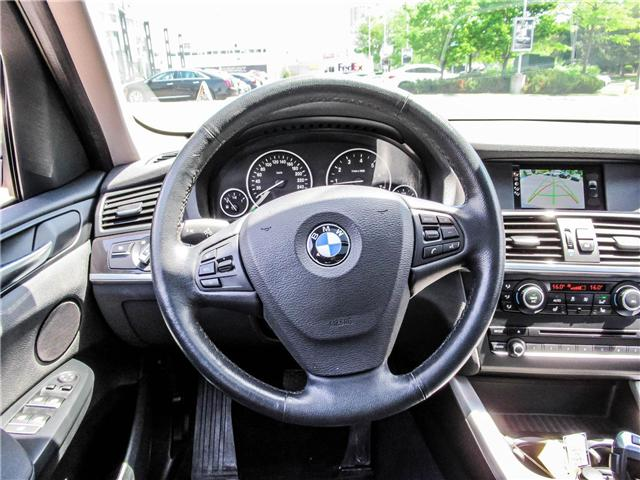 2014 BMW X3 xDrive28i (Stk: P8310) in Thornhill - Image 13 of 27